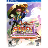 Shiren the Wanderer: Tower of Fortune & Dice of Fate - Eternal Wanderer Edition [Sony PS Vita]