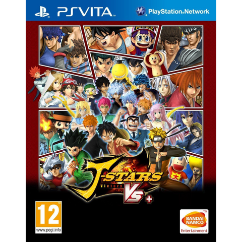 J-Stars Victory VS+ [Sony PS Vita]