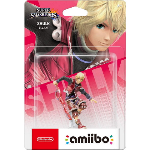 Shulk Amiibo - Super Smash Bros. Series [Nintendo Accessory]