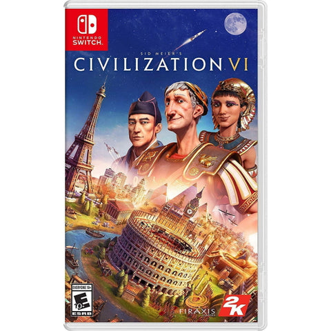Sid Meier's Civilization VI [Nintendo Switch]