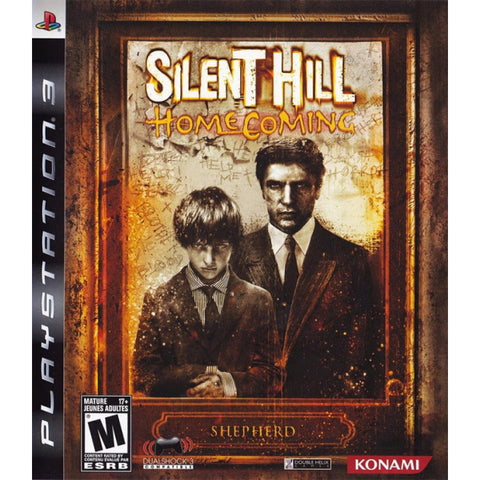 Silent Hill: Homecoming [PlayStation 3]