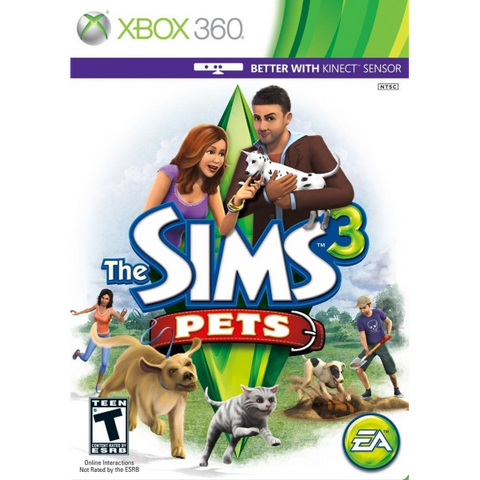 The Sims 3: Pets [Xbox 360]