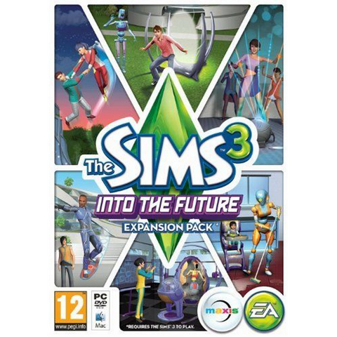 The Sims 3: Into The Future Expansion Pack [Mac & PC]