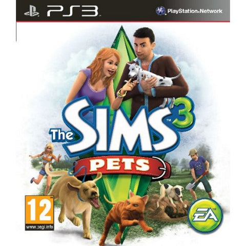The Sims 3: Pets [PlayStation 3]