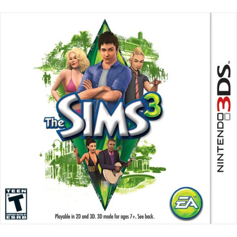 The Sims 3 [Nintendo 3DS]