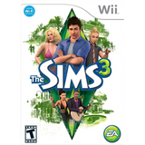 The Sims 3 [Nintendo Wii]