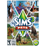 The Sims 3: Pets Expansion Pack [Mac & PC]