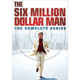 The Six Million Dollar Man: The Complete Series [DVD Box Set]