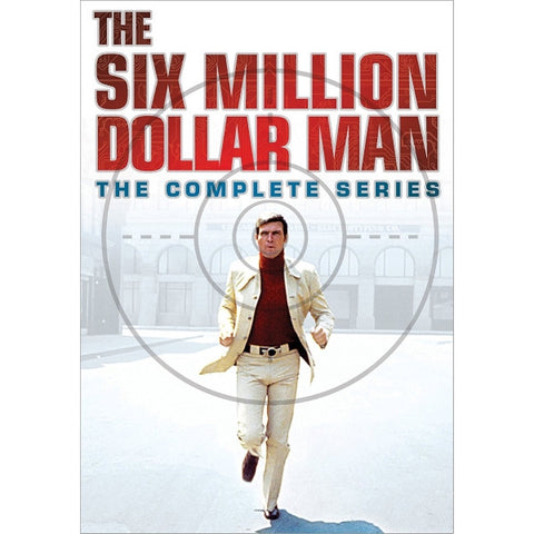 The Six Million Dollar Man - The Complete Series [DVD Box Set]