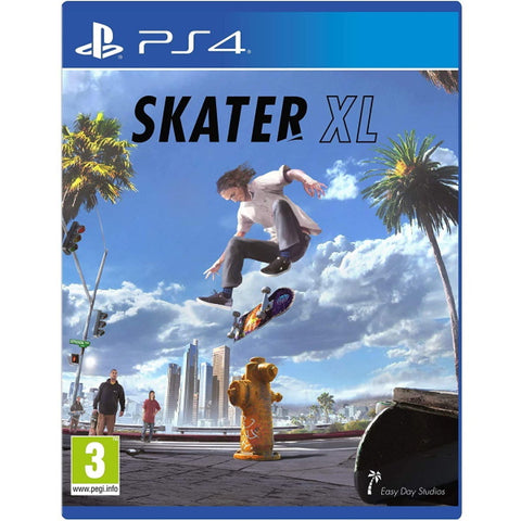 Skater XL [PlayStation 4]