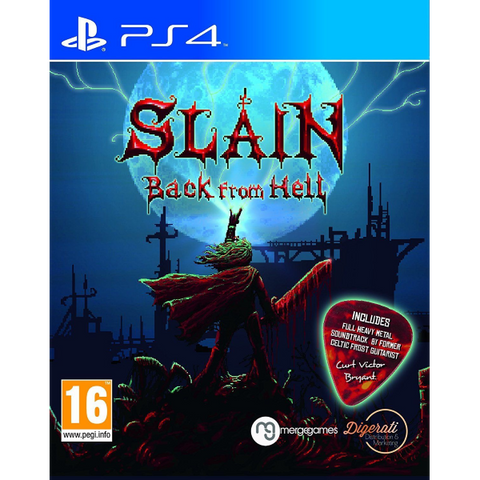 Slain: Back From Hell [PlayStation 4]