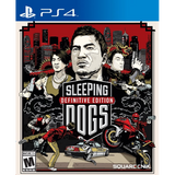 Sleeping Dogs: Definitive Edition [PlayStation 4]