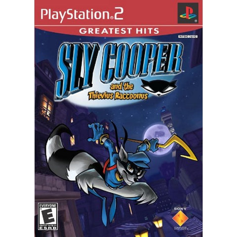 Sly Cooper and the Thievius Raccoonus [PlayStation 2]