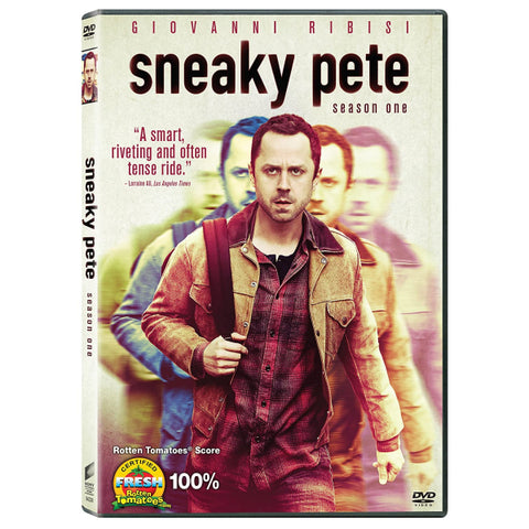 Sneaky Pete: Season One [DVD Box Set]