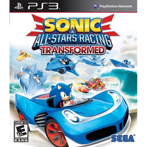 Sonic & All-Stars Racing Transformed [PlayStation 3]