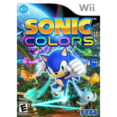 Sonic Colors [Nintendo Wii]