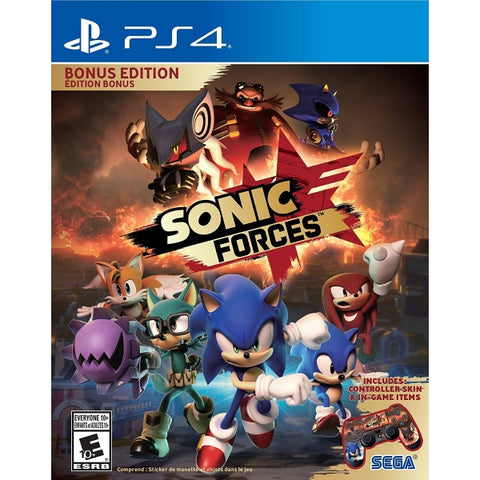 Sonic Forces - Bonus Edition [PlayStation 4]