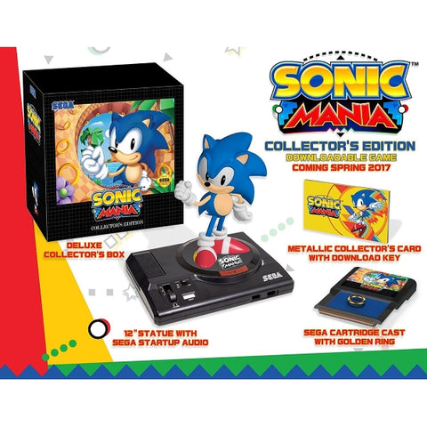 Sonic Mania: Collector's Edition [Nintendo Switch]