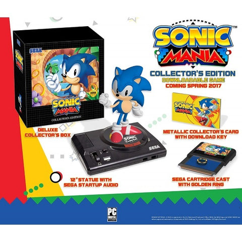 Sonic Mania - Collector's Edition [PC]