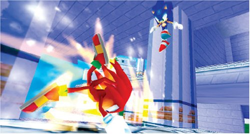 Sonic Rivals 2 [Sony PSP]