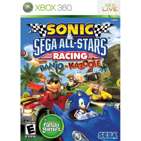 Sonic & Sega All-Stars Racing with Banjo-Kazooie [Xbox 360]