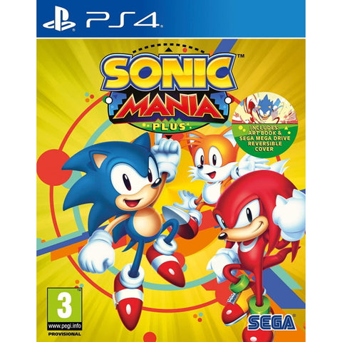 Sonic Mania [PlayStation 4]