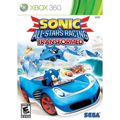 Sonic & All-Stars Racing Transformed [Xbox 360]