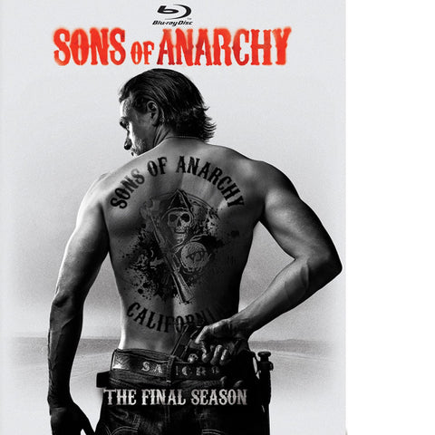 Sons of Anarchy: Season Seven - The Final Season [Blu-Ray Box Set]