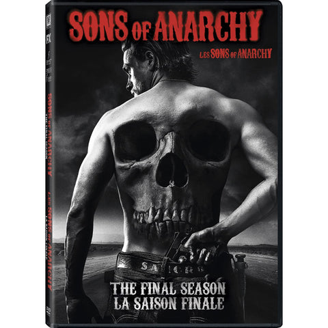 Sons of Anarchy: Season Seven - The Final Season [DVD Box Set]