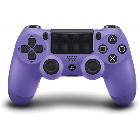 DualShock 4 Wireless Controller - Electric Purple Edition [PlayStation 4 Accessory]