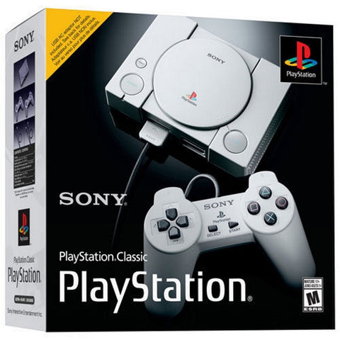 PlayStation Classic [Retro System]