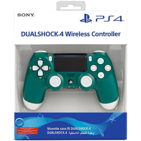 DualShock 4 Wireless Controller - Alpine Green [PlayStation 4 Accessory]