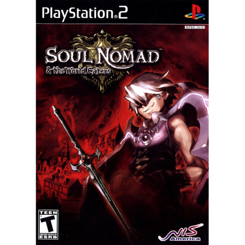 Soul Nomad & the World Eaters [PlayStation 2]