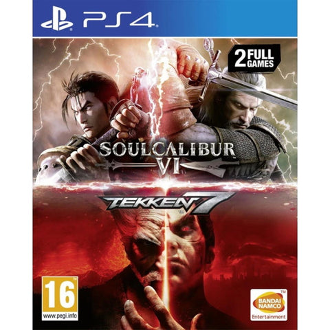 SoulCalibur VI / Tekken 7 [PlayStation 4]