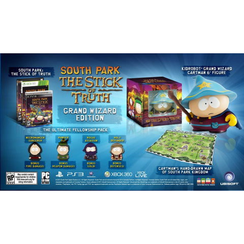 South Park: The Stick of Truth - Grand Wizard Edition [PlayStation 3]