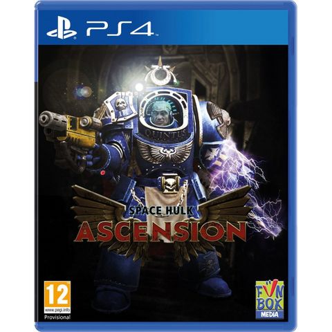 Space Hulk Ascension [PlayStation 4]