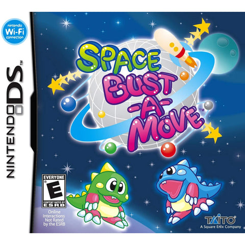Space Bust-A-Move [Nintendo DS DSi]
