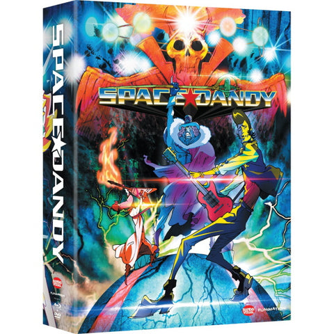 Space Dandy: Season 1 - Limited Edition [Blu-Ray + DVD Box Set]