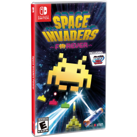 Space Invaders Forever [Nintendo Switch]