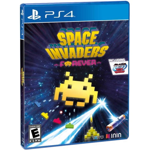 Space Invaders Forever [PlayStation 4]