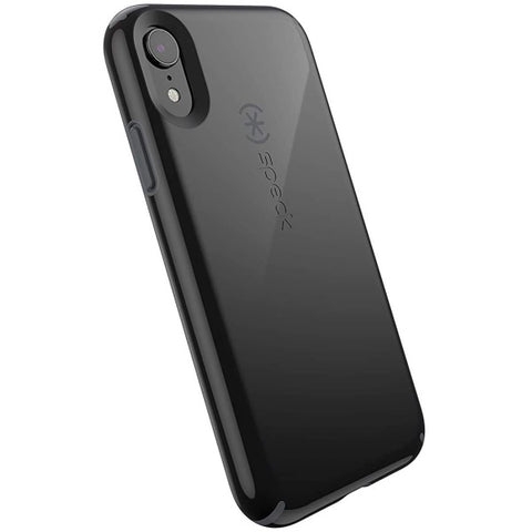 Speck Products CandyShell iPhone XR Case - Black/Slate Grey [Electronics]