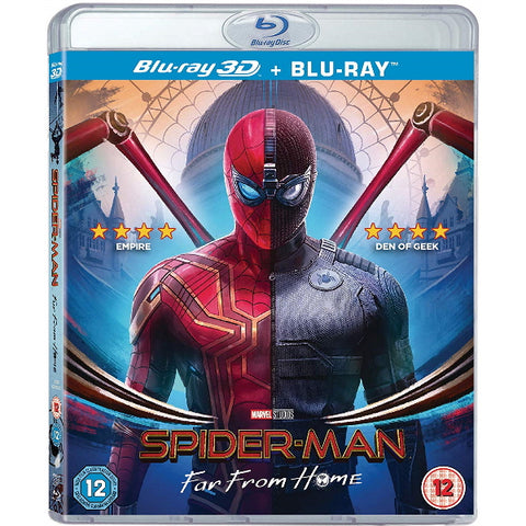 Marvel's Spider-Man: Far From Home [3D + 2D Blu-ray]