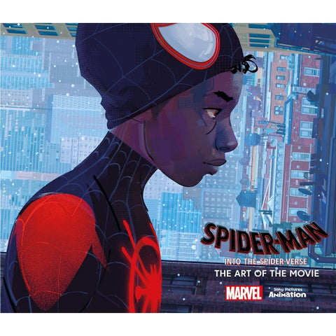 Spider-Man: Into the Spider-Verse - The Art of the Movie [Hardcover Book]