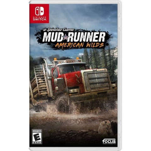 Spintires: Mudrunner - American Wilds Edition [Nintendo Switch]