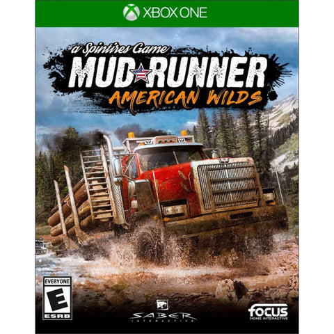 Spintires: Mudrunner - American Wilds Edition [Xbox One]