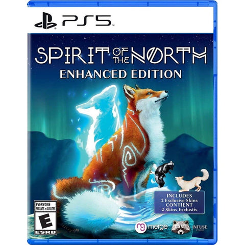 Spirit of The North: Enhanced Edition [PlayStation 5]