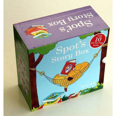 Spot's Story Box Book Set [10 Hardcover Book Set]