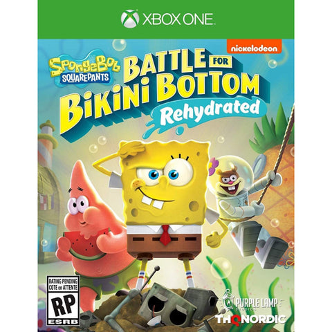 SpongeBob SquarePants: Battle for Bikini Bottom - Rehydrated [Xbox One]