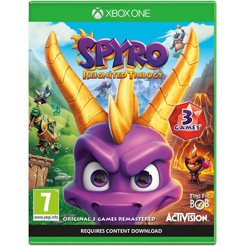 Spyro Reignited Trilogy [Xbox One]