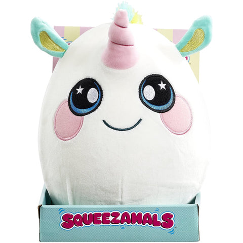 Squeezamals Scented Plush - Ula the Unicorn [Toys, Ages 4+]